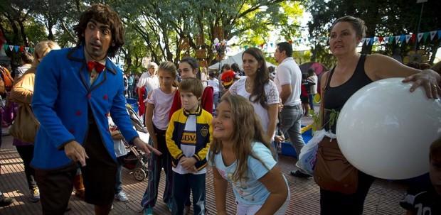 Con actividades para toda la familia, San Isidro celebra sus fiestas patronales 00120