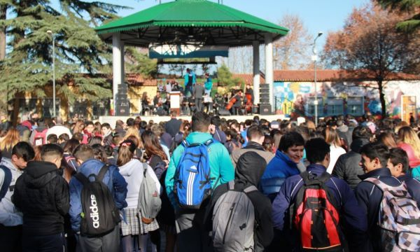 Alumnos de colegios de San Miguel y el compromiso del cuidado del medio ambiente. 00134