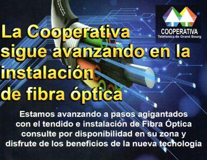 bourg - En Malvinas Argentinas: Cooperativa Telefónica de Grand Bourg y Pablo Nogués. Aviso_33
