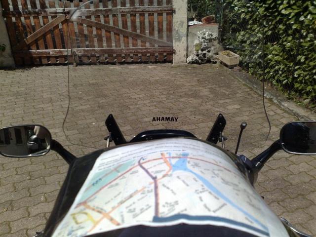 Inforad moto Infora12