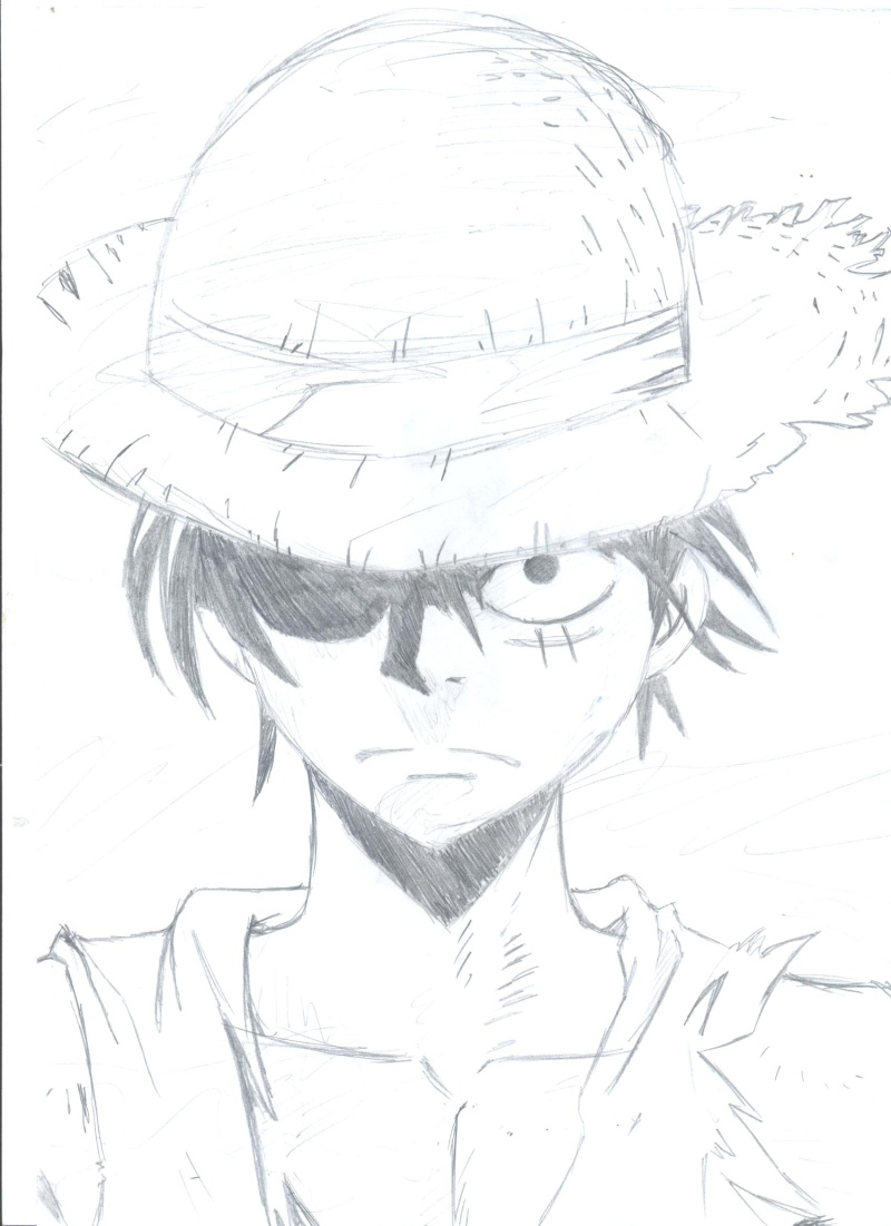 Kaito no Gallery justu !! Luffy10