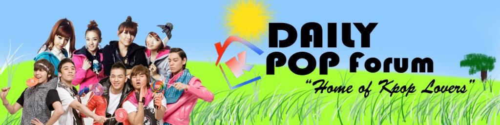 Daily K Pop News Forum