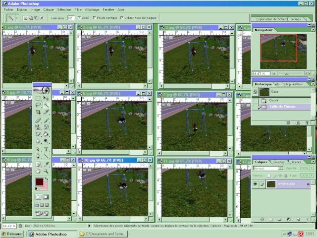 [Apprenti] (Photoshop 7.0) Gif animé Screen30