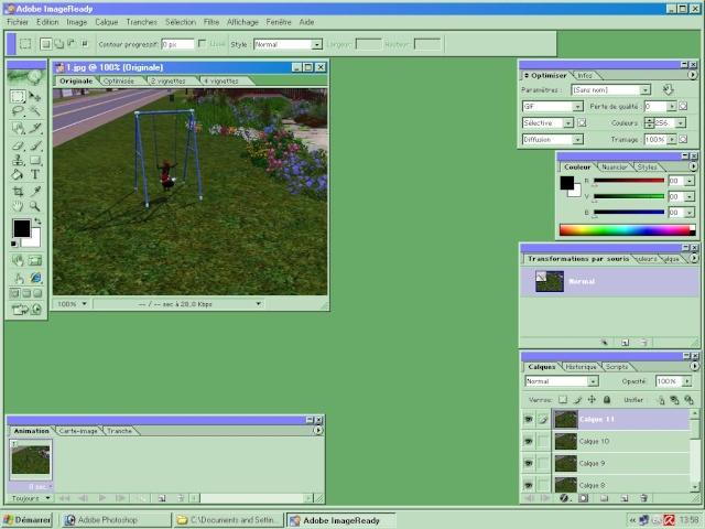 [Apprenti] (Photoshop 7.0) Gif animé Screen42