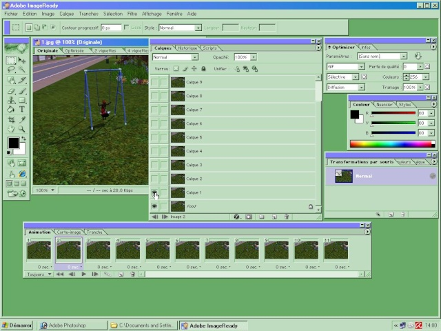 [Apprenti] (Photoshop 7.0) Gif animé Screen47