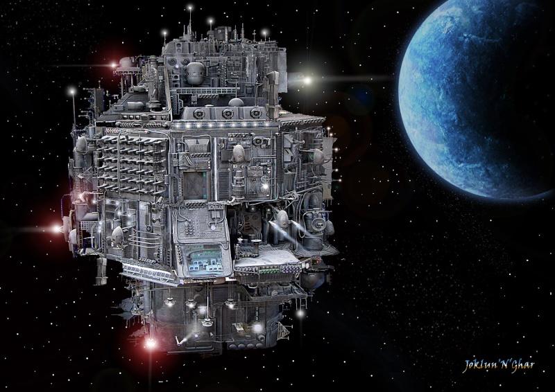 OVNI or UFO Base16
