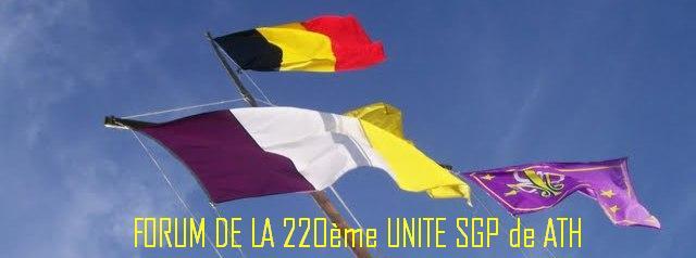 La 220ème Unité SGP de ATH