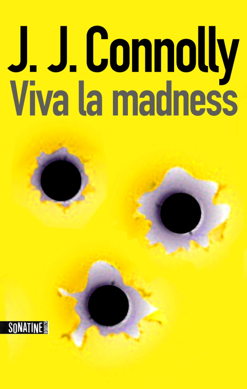 [Connolly, J. J] Viva la Madness Couver10