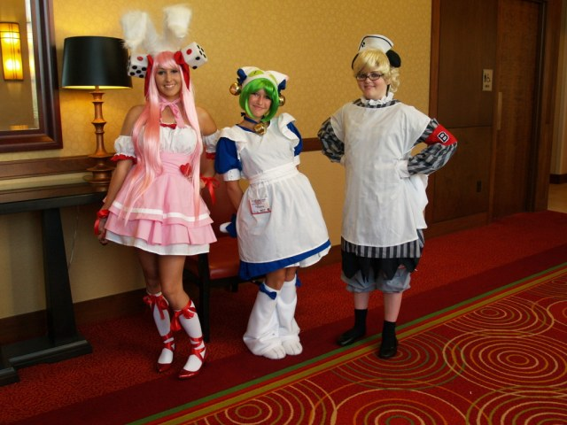 Les cosplay - Page 7 22288713