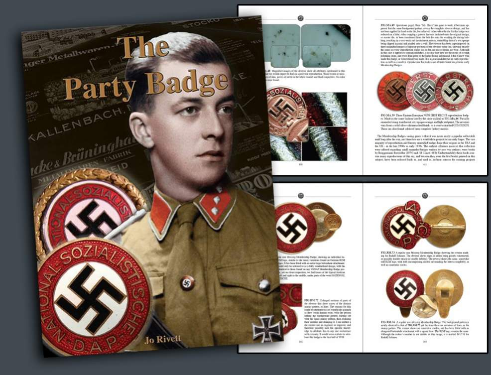 authentification badge nsdap Book10
