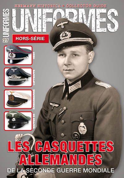 Quel (meilleur) livre sur les casquettes/coiffes allemandes WW2 Casque10