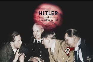 """Histoire : Jacques Vecker a vu """"Hitler et les apôtres du mal"""" Affich10"""