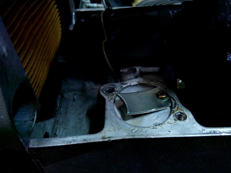 remplacement clapet de reniflard 11086410