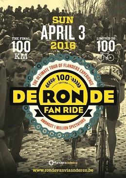 TOUR DES FLANDRES - RONDE VAN VLAANDEREN  --B--  03.04.2016 Ronde_10