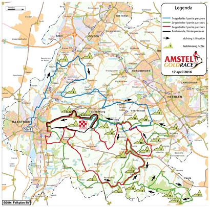 AMSTEL GOLD RACE  --NL--  17.04.2016 Stage-10