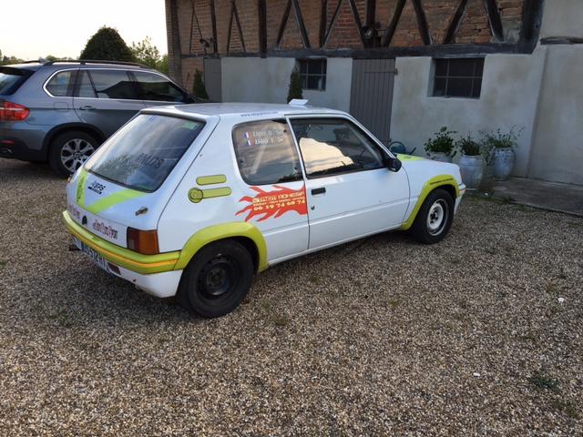 [MaxRen] 205 Rallye - 1988 R110