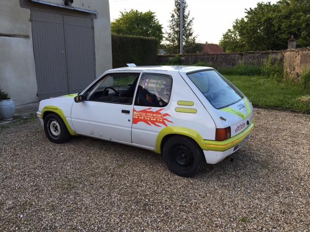 [MaxRen] 205 Rallye - 1988 R310