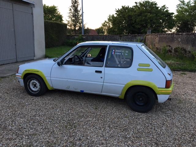 [MaxRen] 205 Rallye - 1988 R610
