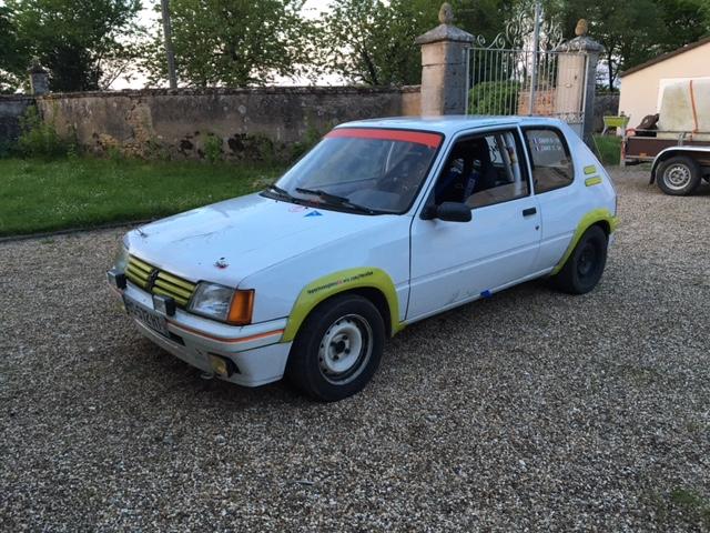 [MaxRen] 205 Rallye - 1988 R710