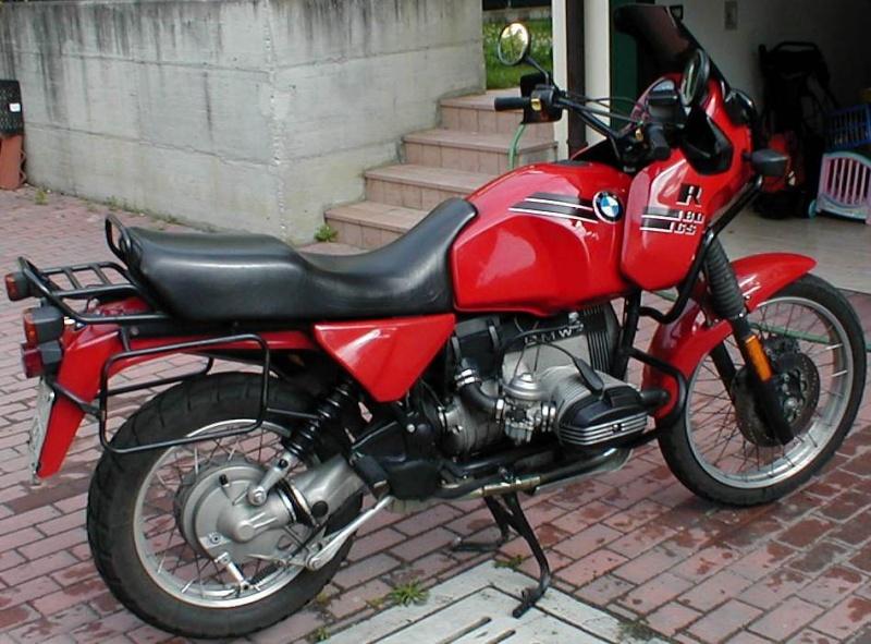 R80GS 1995 Bmw-r811