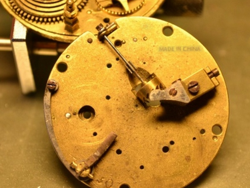 garde temps mécanique Sans_t61