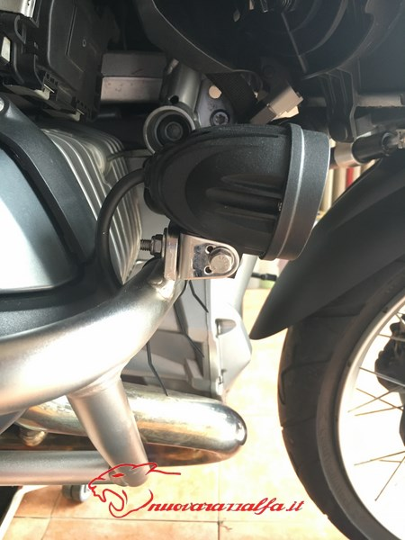 BMW K50 R1200GS LC Faretti aggiuntivi, montaggio M.Y.2014 Max45016