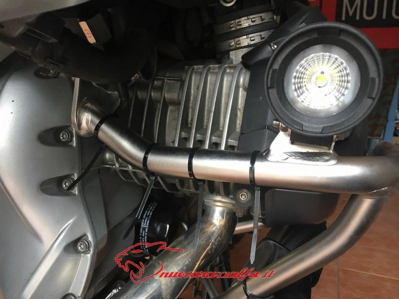 BMW K50 R1200GS LC Faretti aggiuntivi, montaggio M.Y.2014 Max45026