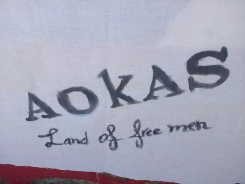 Rassemblement de Soutien aux enseignants contractuels à Aokas 116