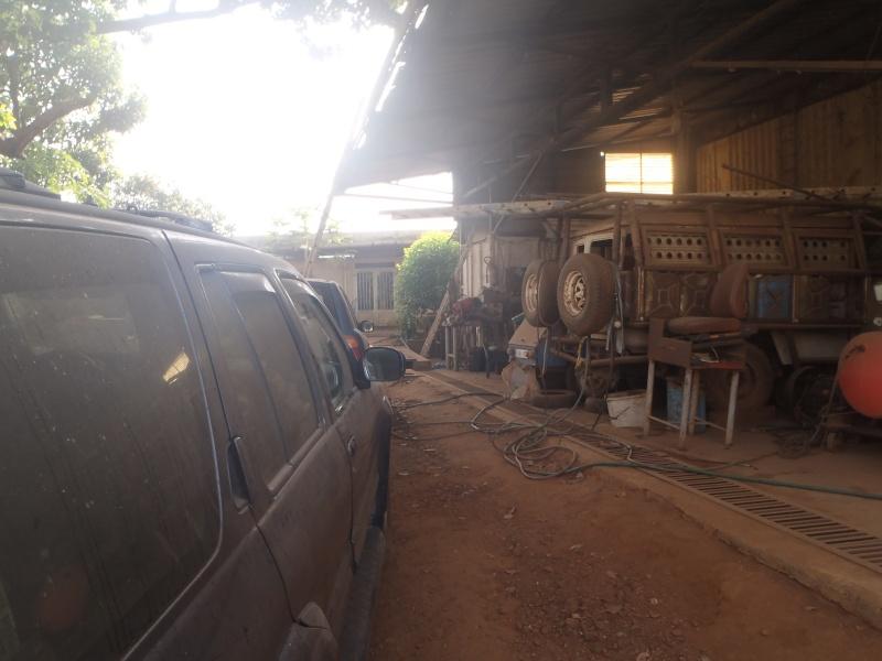 Guinée /Mali / Côte d'Ivoire /Ghana et plus si affinités   2016 P2140011