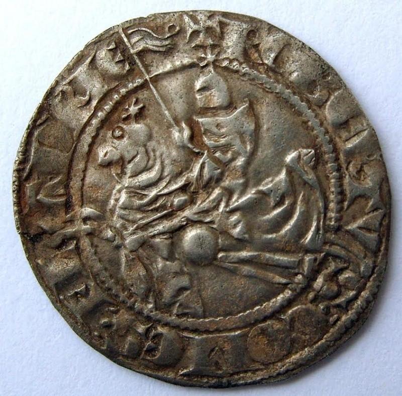Baudequin pour Robert III de Béthune (1305-1322) atelier d'Alost 0b7d2911