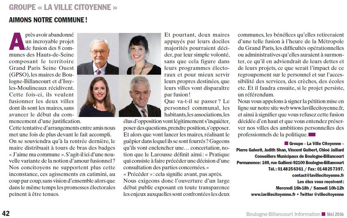 Fusion / mariage de Boulogne-Billancourt et d'Issy-les-Moulineaux - Page 2 Clipb131