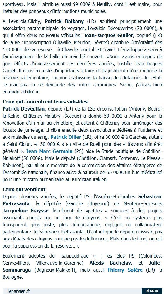 Députés des Hauts-de-Seine  Clipb141