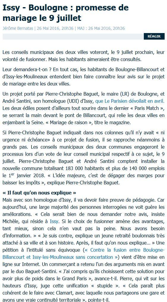 Fusion / mariage de Boulogne-Billancourt et d'Issy-les-Moulineaux - Page 2 Clipb172