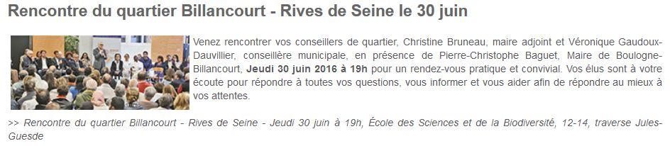 Réunion de quartier organisée par la Mairie le 30 juin 2016 Clipb198