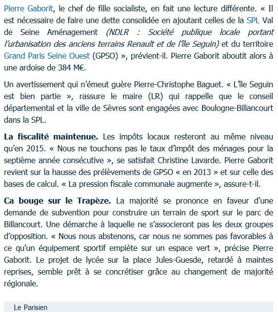Informations sur le lycée du trapèze Clipbo43