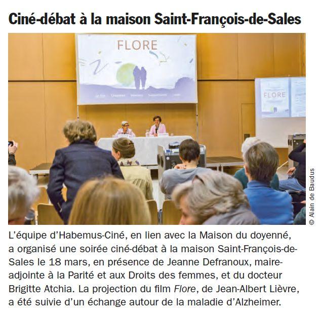 Evènements proposés par la Maison Saint François de Sales Clipbo46
