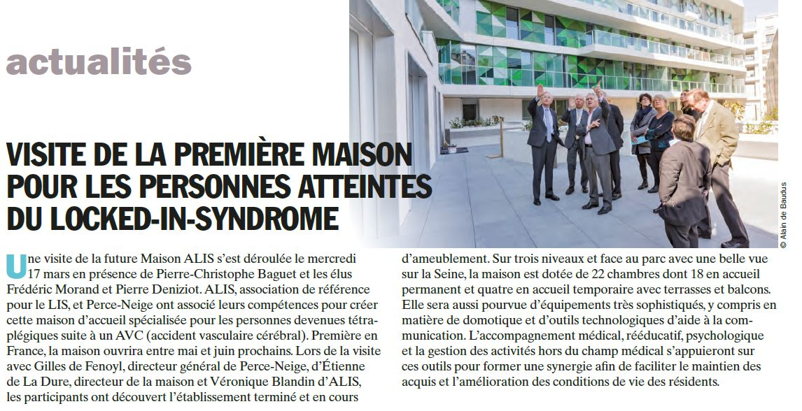 Association du Locked-in Syndrome (ALIS) Clipbo50