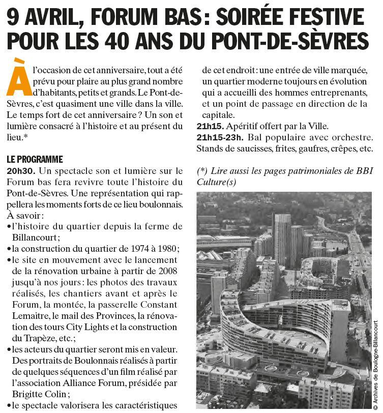 Fête des 40 ans du Quartier du Pont de Sèvres Clipbo56