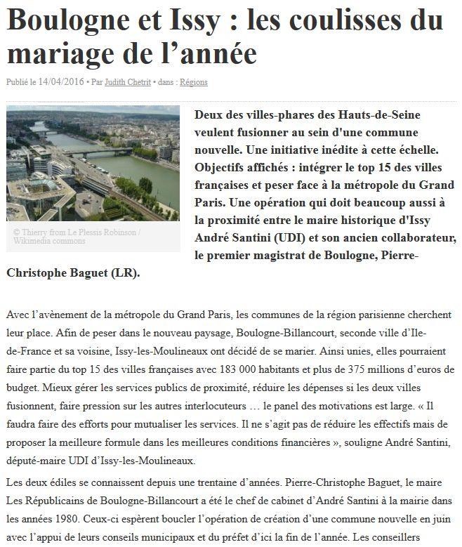 Fusion / mariage de Boulogne-Billancourt et d'Issy-les-Moulineaux - Page 2 Clipbo86