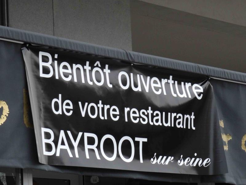 Restaurant Libanais Bayroot Dsc06712
