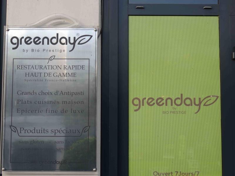 Ancien commerce - Restaurant Greenday Dsc06912