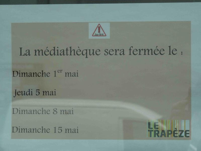 Médiathèque du trapèze Dsc07712