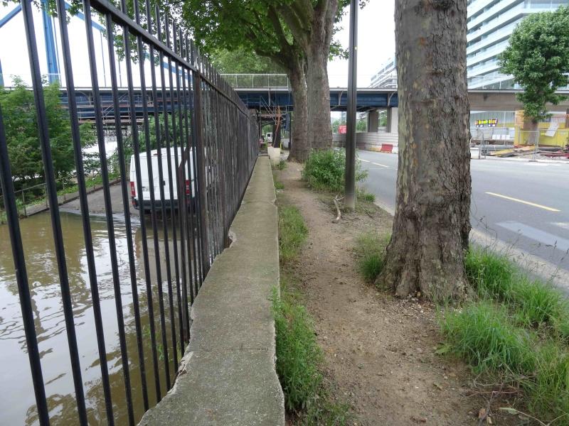 Crues de la Seine Dsc08724