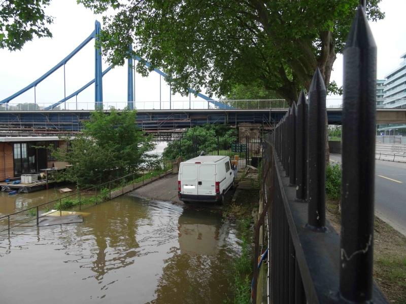 Crues de la Seine Dsc08725