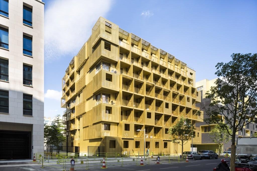 Photos des travaux de Golden Cube Portad11