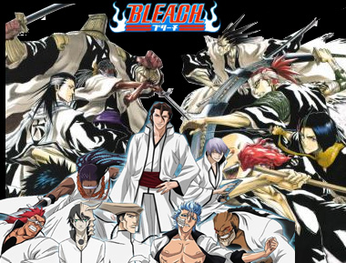 Bleach-Rol