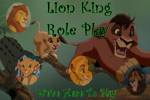 Lion King Role Play