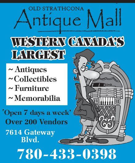 Old Strathcona Antique Mall 13840310
