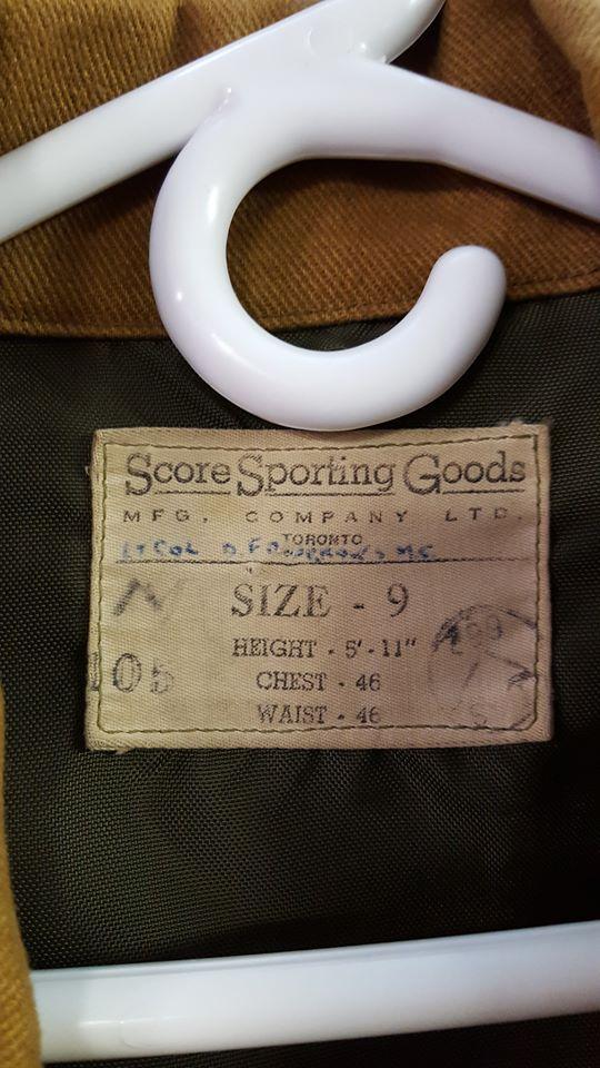 OD Paratrooper Smock 314