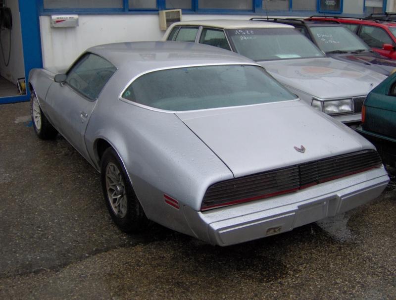 (CH) VD Pontiac Firebird Esprit 1979 CHF 4800 / 3430 euros Hpim1611